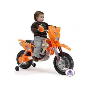 Injusa Motocross Thunder Max VX 12v