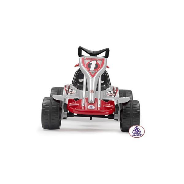Injusa big wheels go kart 12v for 12 volt motor go kart