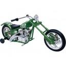 Kalee Custom Chopper 12v Green
