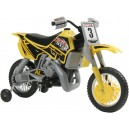 Kalee Dirt Bike 12v Black/Yellow