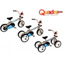 Quadra Byke (three bikes in one) Silver