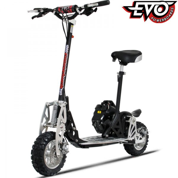 Evo 2x Big 50cc Powerboard Sooter Sit Down Ride On
