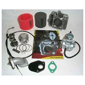 88cc stage 2 Big Bore Kit for Honda xr70 and crf 70
