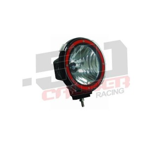 "HID Light 7""Spot Beam Red"