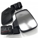 UTV High Impact Break Away Side View Mirrors