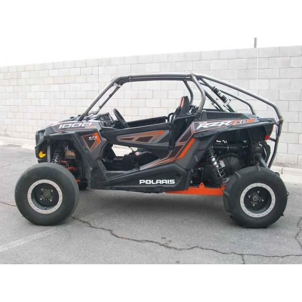 Polaris Rzr Xp1000 Radius Roll Cage 2 Seat Overload