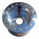 12x8 Beadlock Wheel 4x156 .190 4/4 Polished